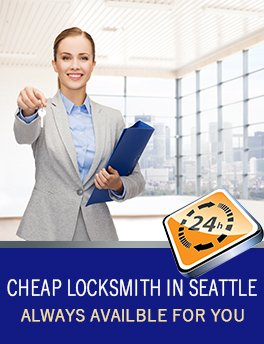 Cheap locksmith Seattle WA service